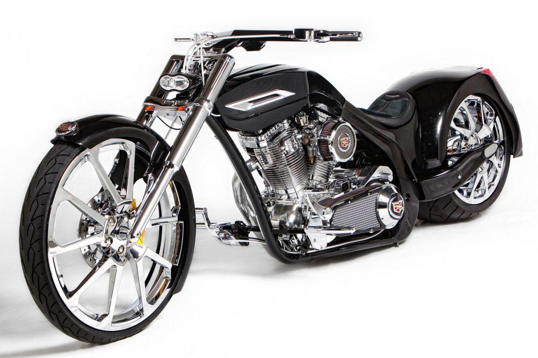 American Chopper Cadillac Bike motorcycle custom tuning wallpaper