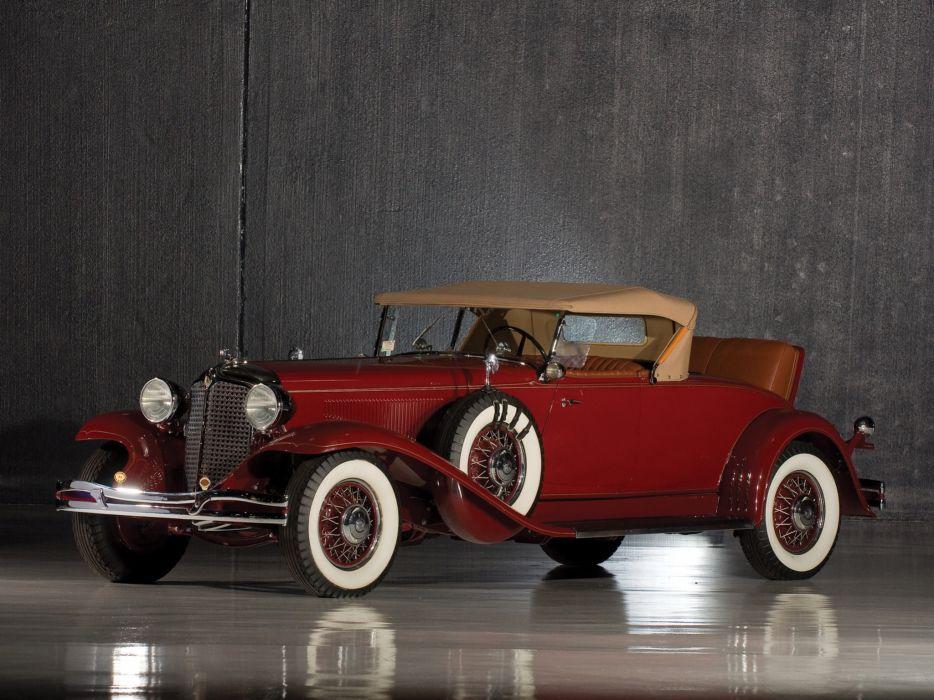 1931 Chrysler Imperial Roadster LeBaron luxury retro     f wallpaper