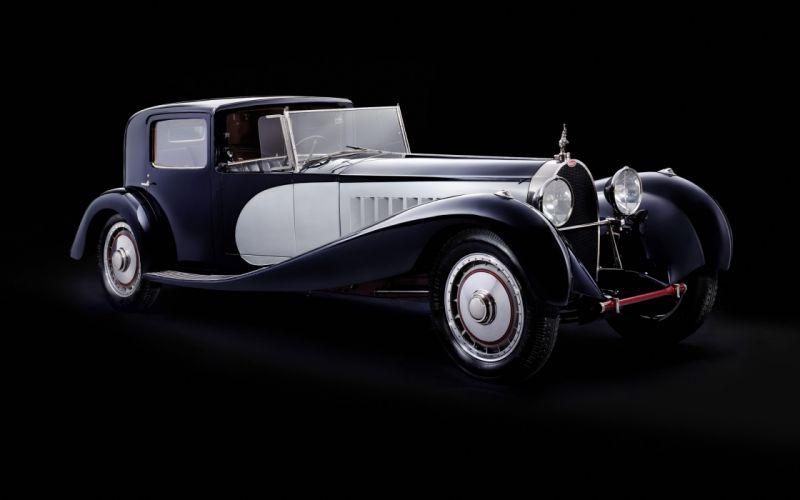 1932 Bugatti Type-41 Royale retro luxury g wallpaper