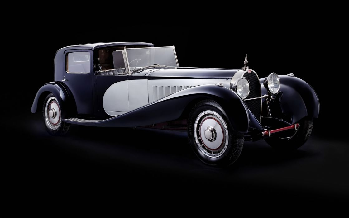 1932 Bugatti Type-41 Royale retro luxury   g wallpaper