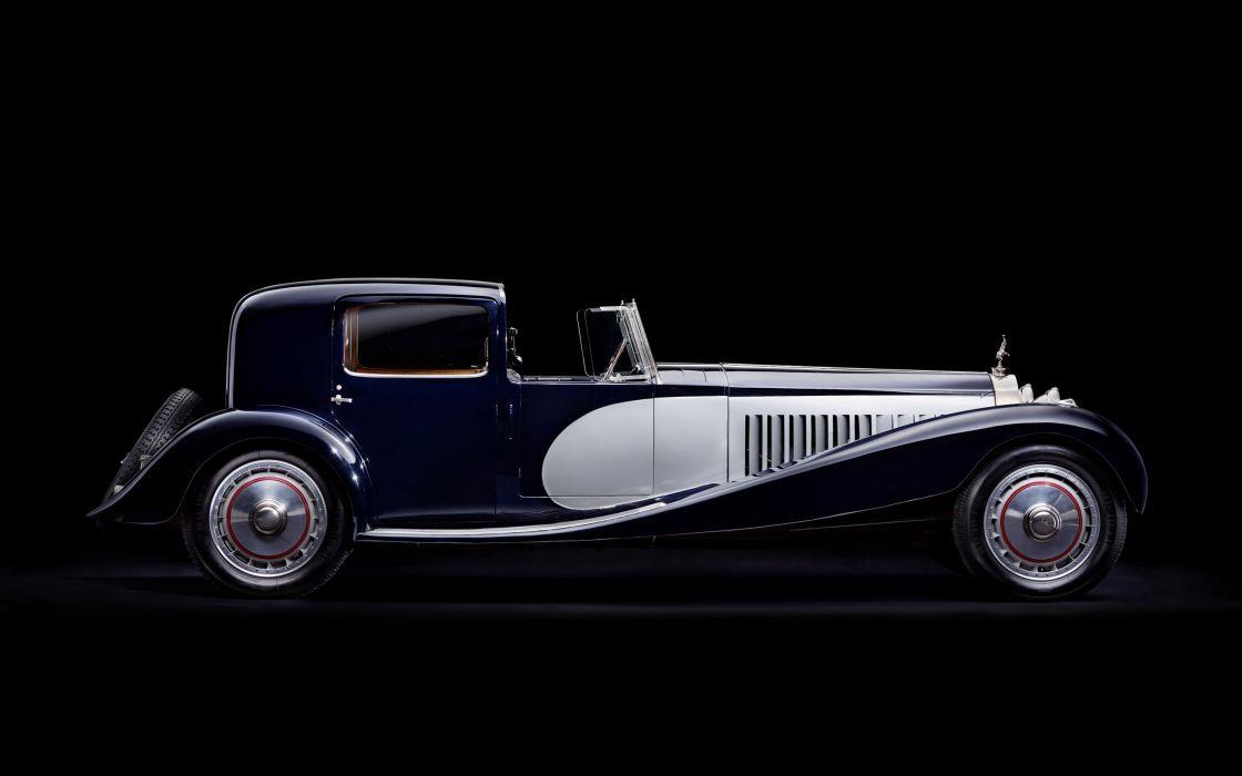 1932 Bugatti Type-41 Royale retro luxury wallpaper