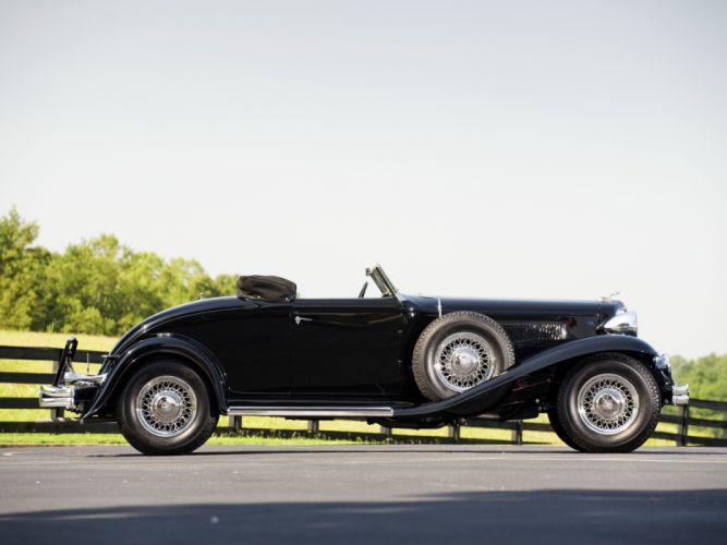 1932 Chrysler Imperial Roadster retro g wallpaper