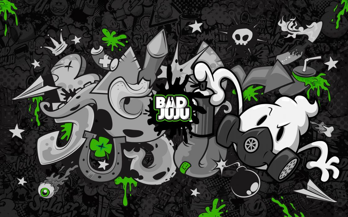 art drawing black and white street graffiti dark gas mask anarchy humor wallpaper