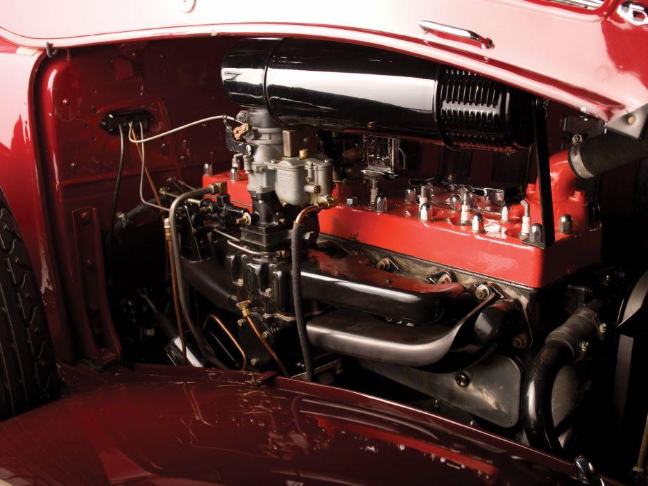 1933 Chrysler Imperial Dual Windshield Sport Phaeton luxury retro engine engines wallpaper
