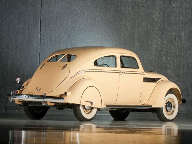 1936 Chrysler Imperial Airflow Coupe retro e wallpaper