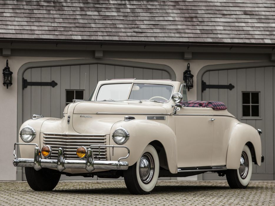 1940 Chrysler New Yorker Highlander retro     f wallpaper