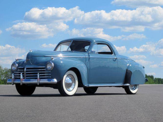 1941 Chrysler Royal Coupe retro wallpaper