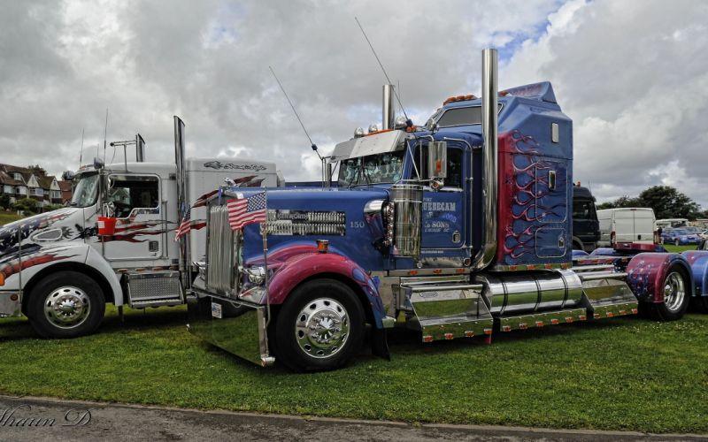 Kenworth Truck wallpaper