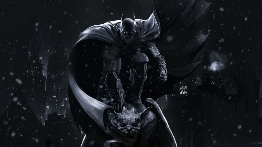 Batman Arkham Origins superhero wallpaper