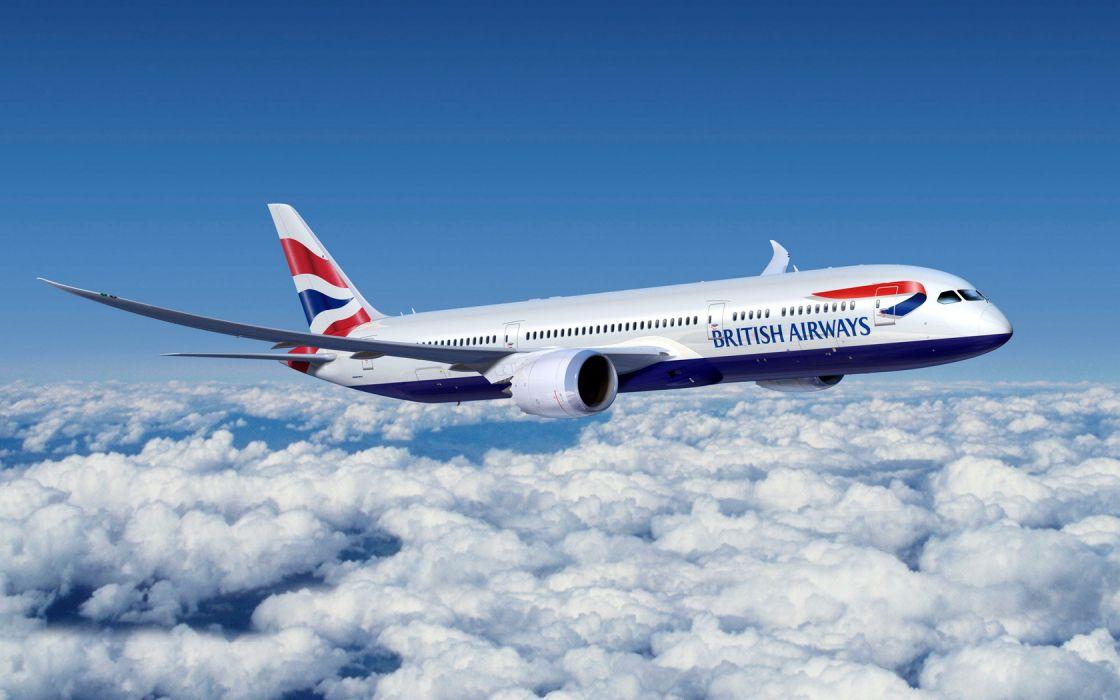 Airliner Commercial Aviation wallpaper