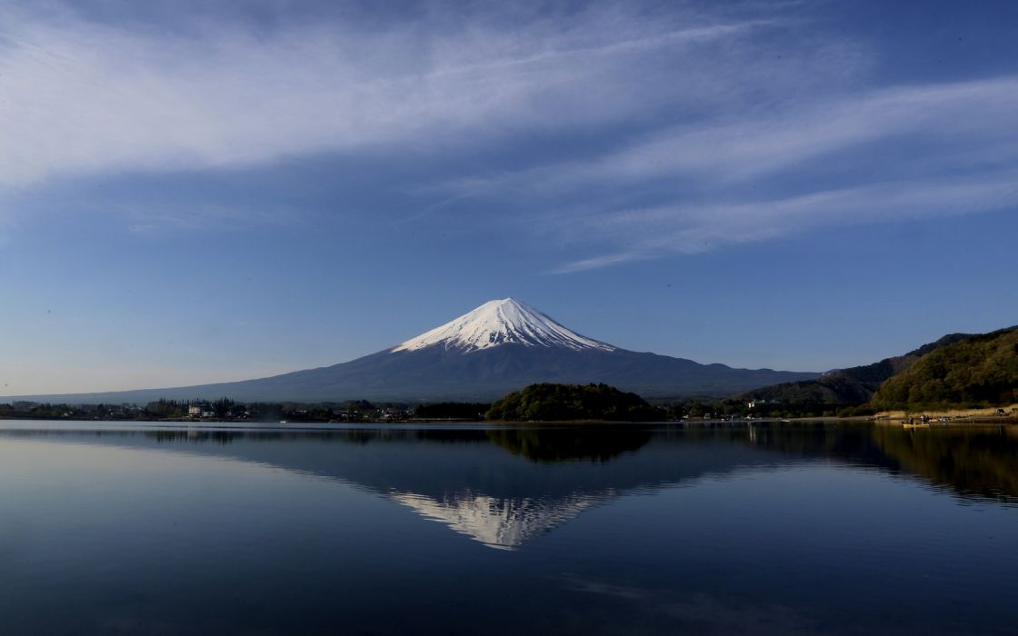 Mount Fuji Wallpaper 1680x1050 122413 Wallpaperup