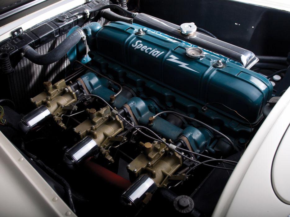 1953 Chevrolet Corvette C1 retro supercar supercars muscle engine engines    r wallpaper