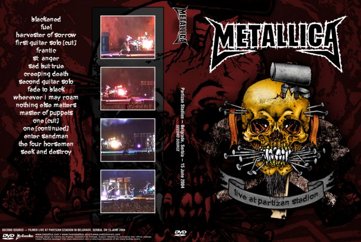 METALLICA thrash heavy metal et wallpaper