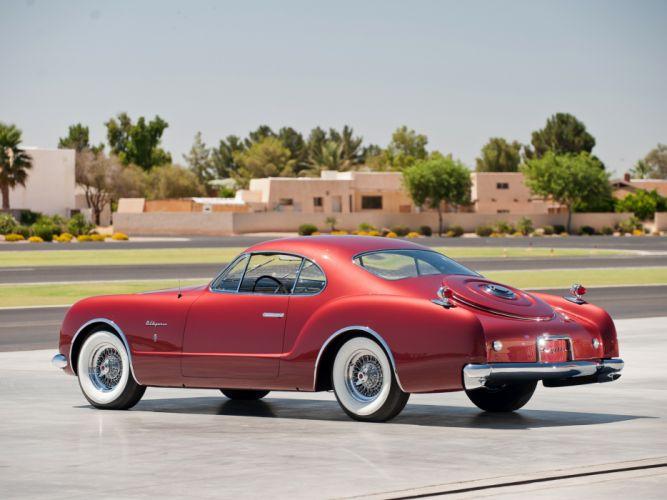 1953 Chrysler D-Elegance Concept retro supercar supercars f wallpaper