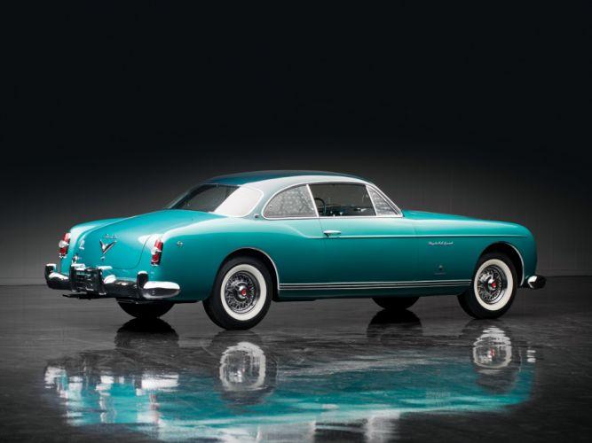 1954 Chrysler GS-1 Coupe Concept retro wallpaper