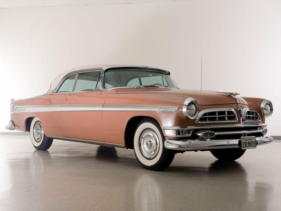 1955 Chrysler New Yorker Newport Hardtop Coupe retro wallpaper