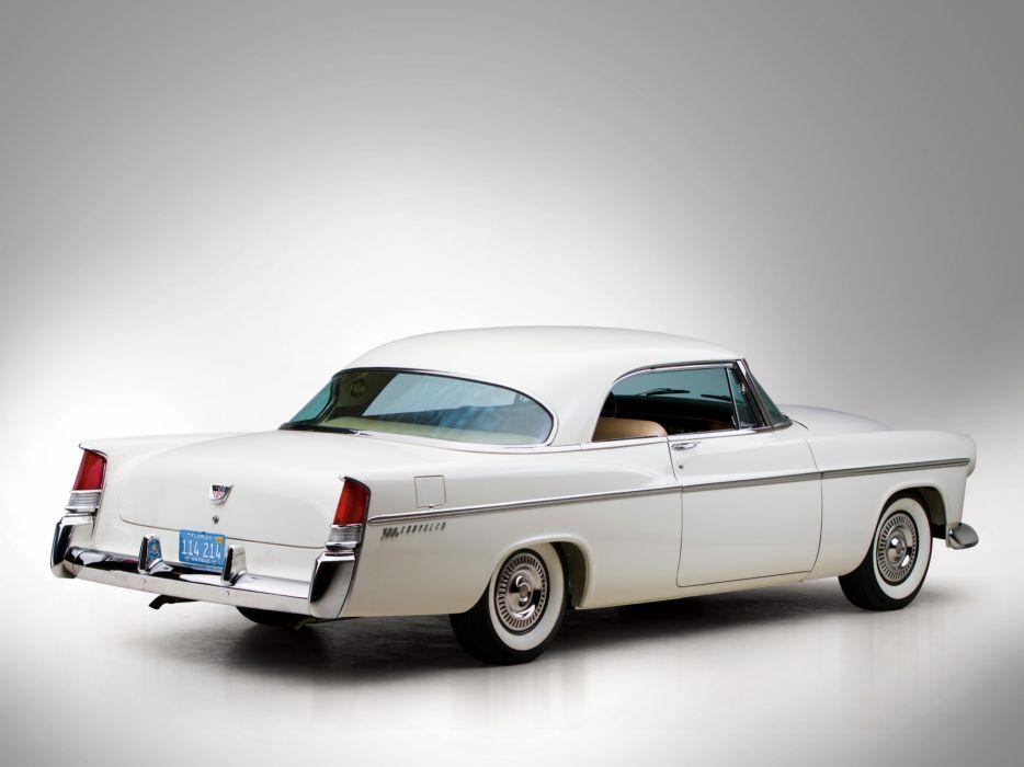 1956 Chrysler 300B retro  f wallpaper