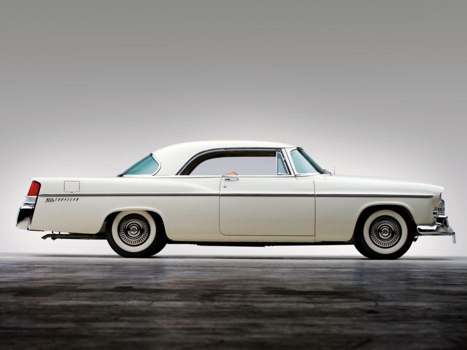 1956 Chrysler 300B retro    dw wallpaper