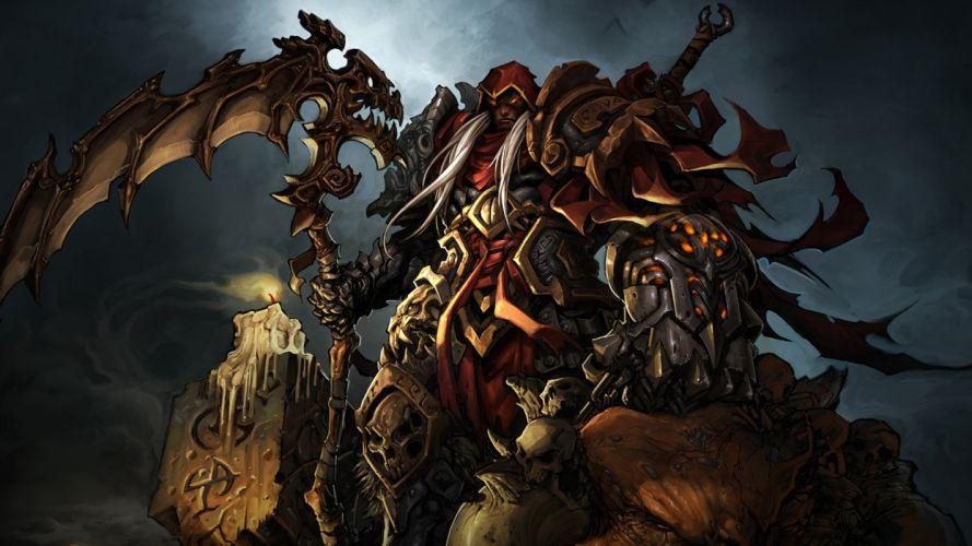 Darksiders warrior fantasy wallpaper