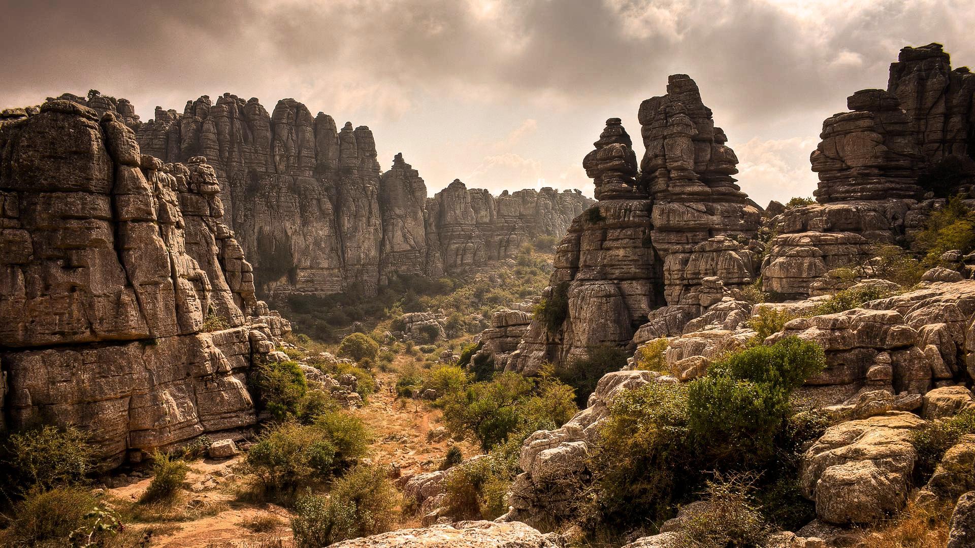 desert landscape wallpaper - photo #19