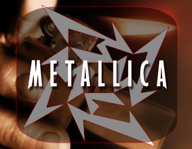 METALLICA thrash heavy metal fa wallpaper