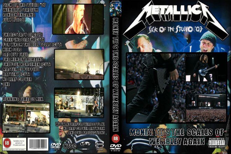 METALLICA thrash heavy metal h wallpaper