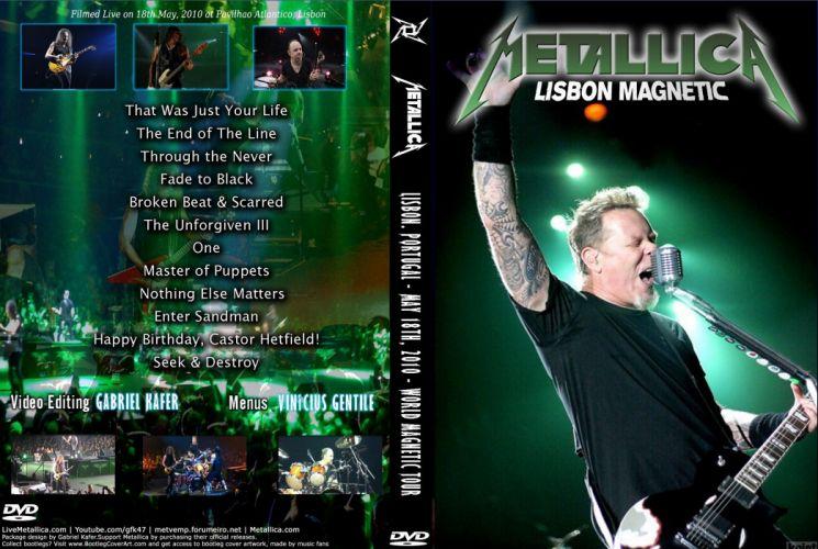 METALLICA thrash heavy metal ga wallpaper