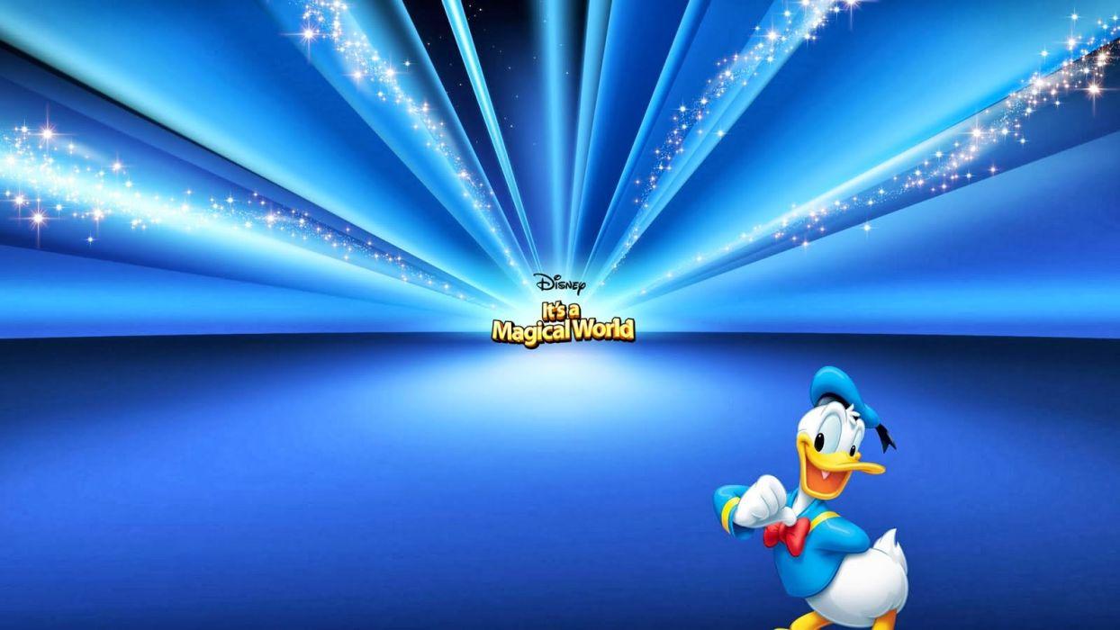 donald duck disney wallpaper