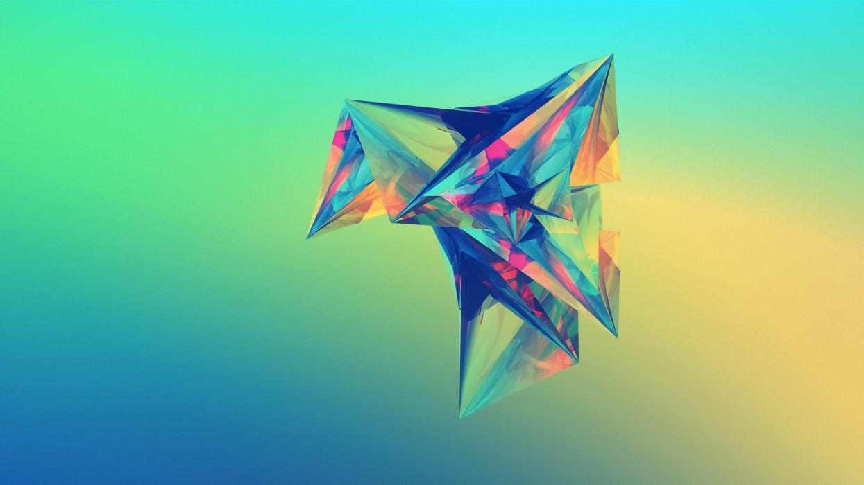 escapade abstraction wallpaper