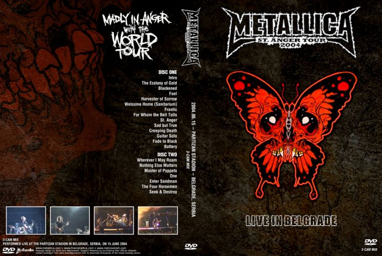 METALLICA thrash heavy metal tv wallpaper