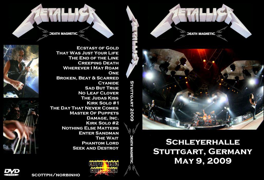 METALLICA thrash heavy metal      ux wallpaper