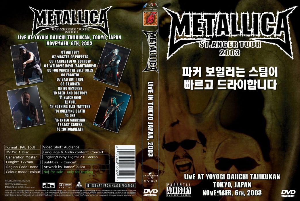 METALLICA thrash heavy metal      uy wallpaper