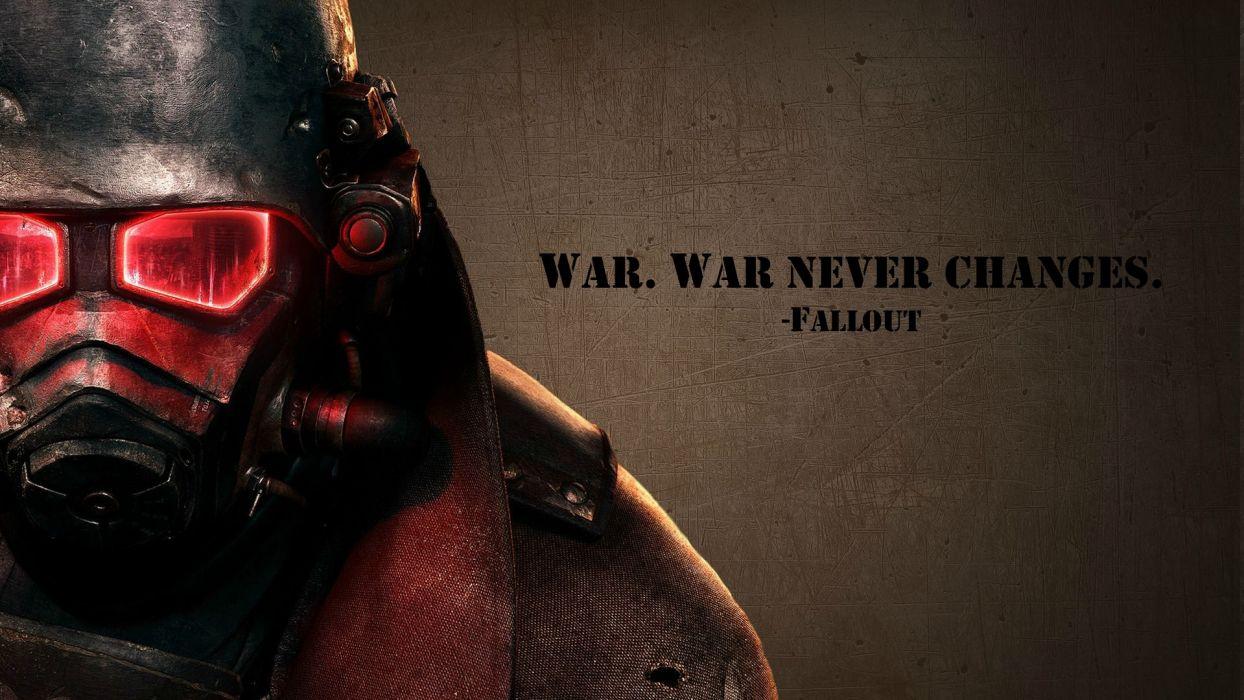 Fallout War wallpaper