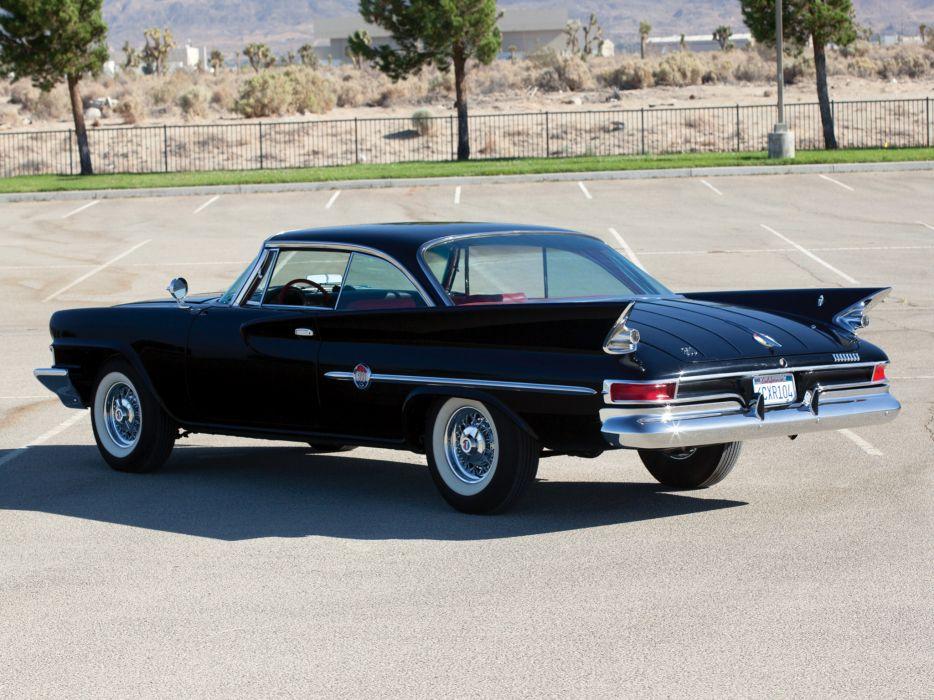 1961 Chrysler 300G Hardtop Coupe classic     d wallpaper