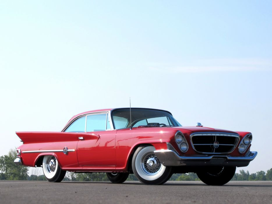 1961 Chrysler 300G Hardtop Coupe classic  f wallpaper