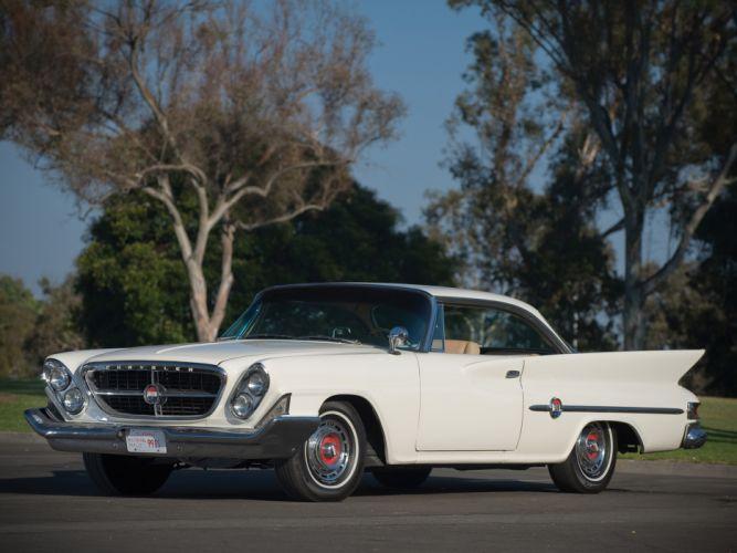 1961 Chrysler 300G Hardtop Coupe classic fq wallpaper