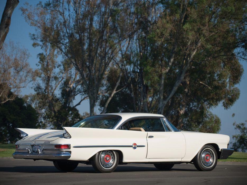 1961 Chrysler 300G Hardtop Coupe classic  g wallpaper
