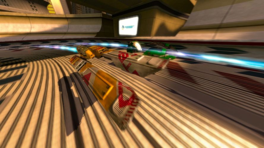 games futuristic wipeout science fiction g wallpaper