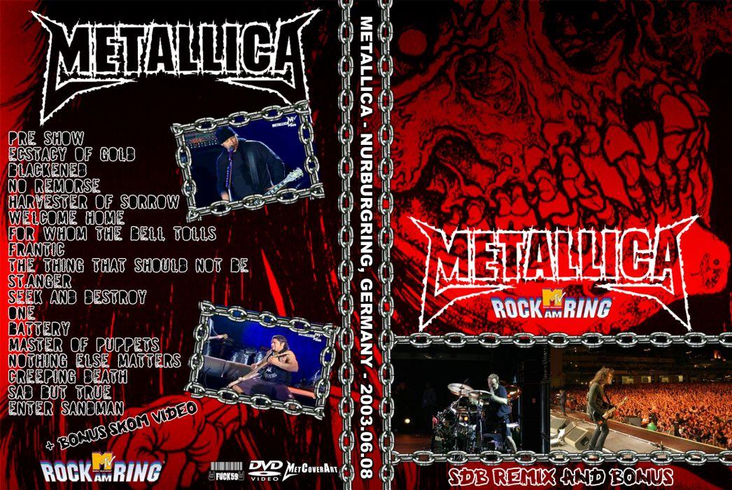 METALLICA thrash heavy metal      ts wallpaper