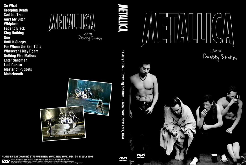 METALLICA thrash heavy metal      ya wallpaper