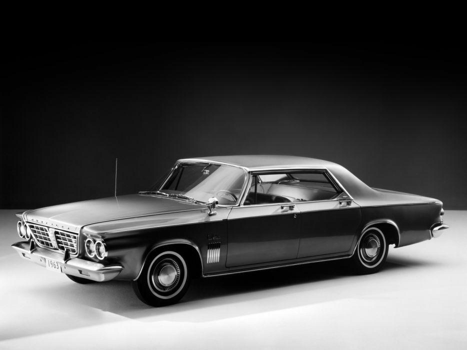 1963 Chrysler New Yorker Hardtop Sedan classic wallpaper