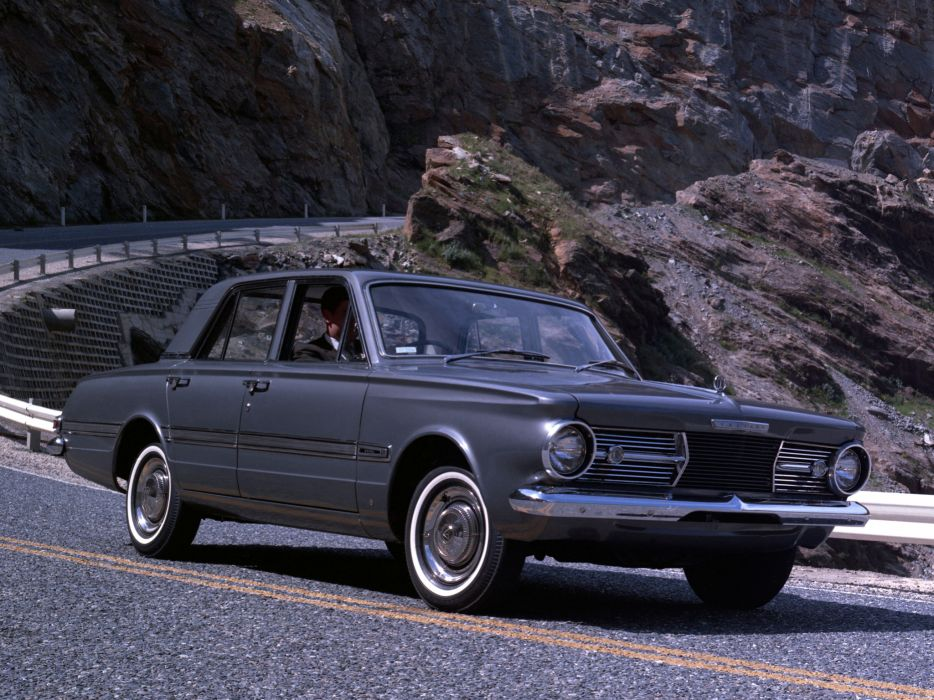1965 Chrysler Valiant Regal classic wallpaper