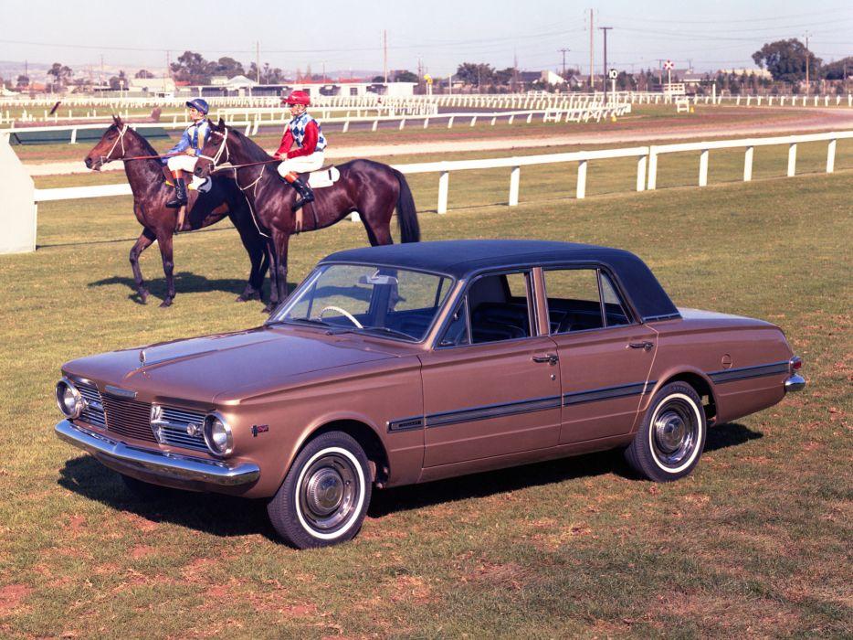1965 Chrysler Valiant V-8 classic     g wallpaper