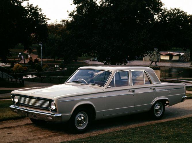 1966 Chrysler Valiant classic wallpaper