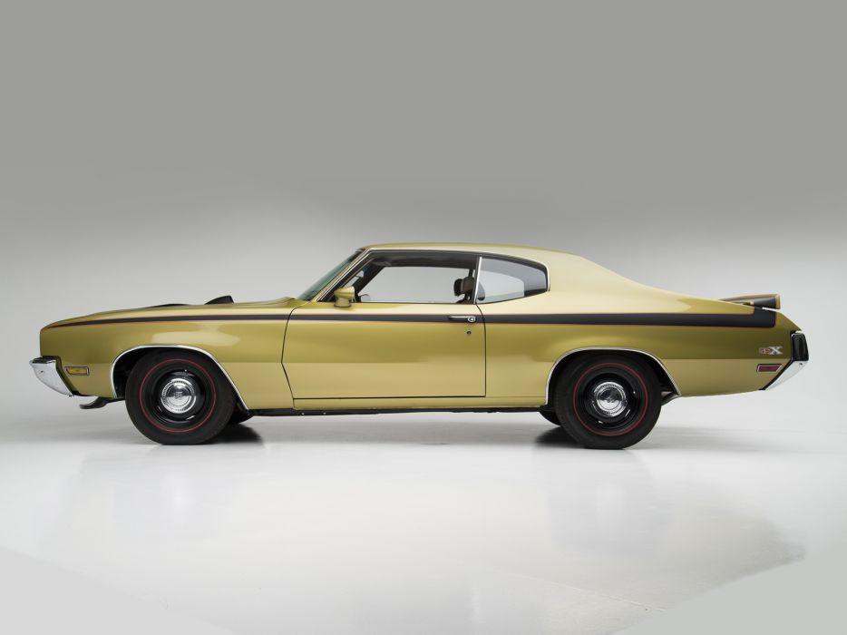 1971 Buick GSX muscle classic    g wallpaper