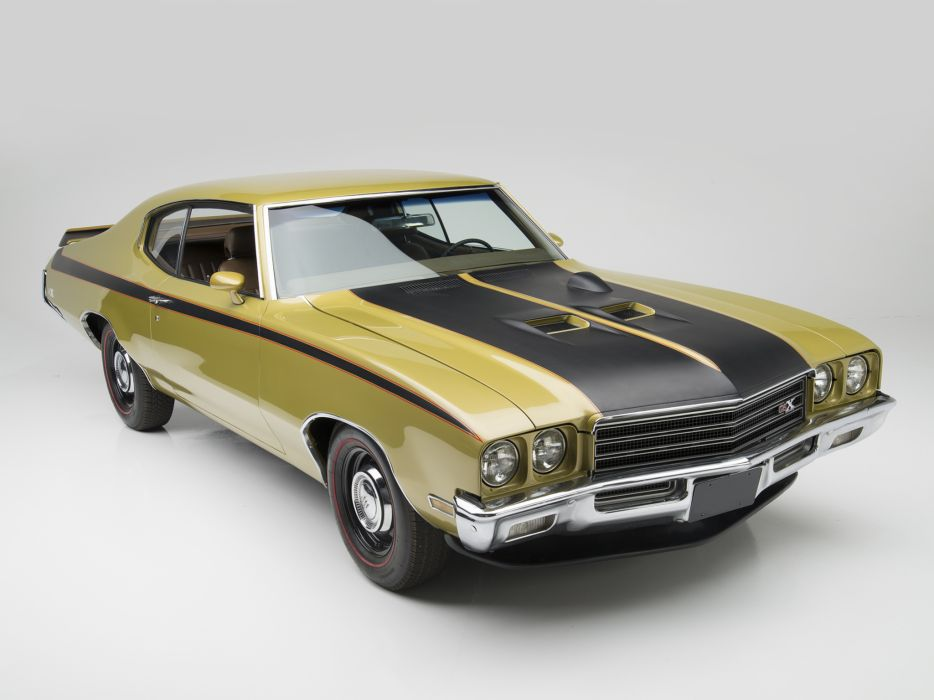 1971 Buick GSX muscle classic wallpaper