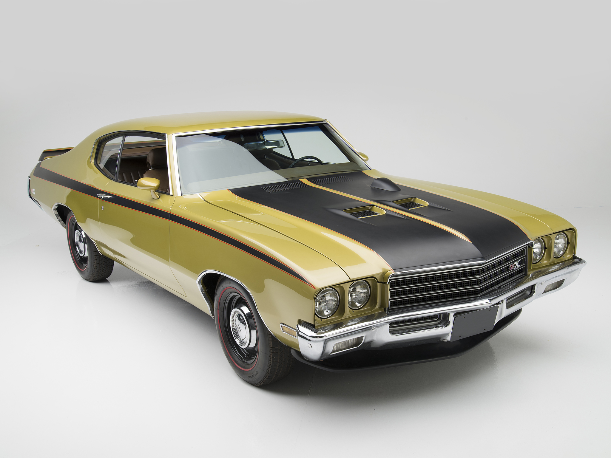 1971 Buick Gsx Muscle Classic Wallpaper 2048x1536