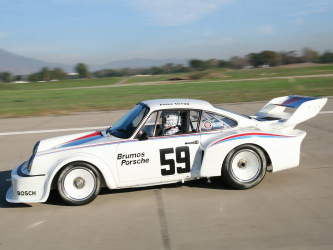 1977 Porsche 934 Turbo RSR race racing f wallpaper