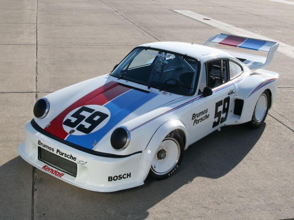 1977 Porsche 934 Turbo RSR race racing   d wallpaper