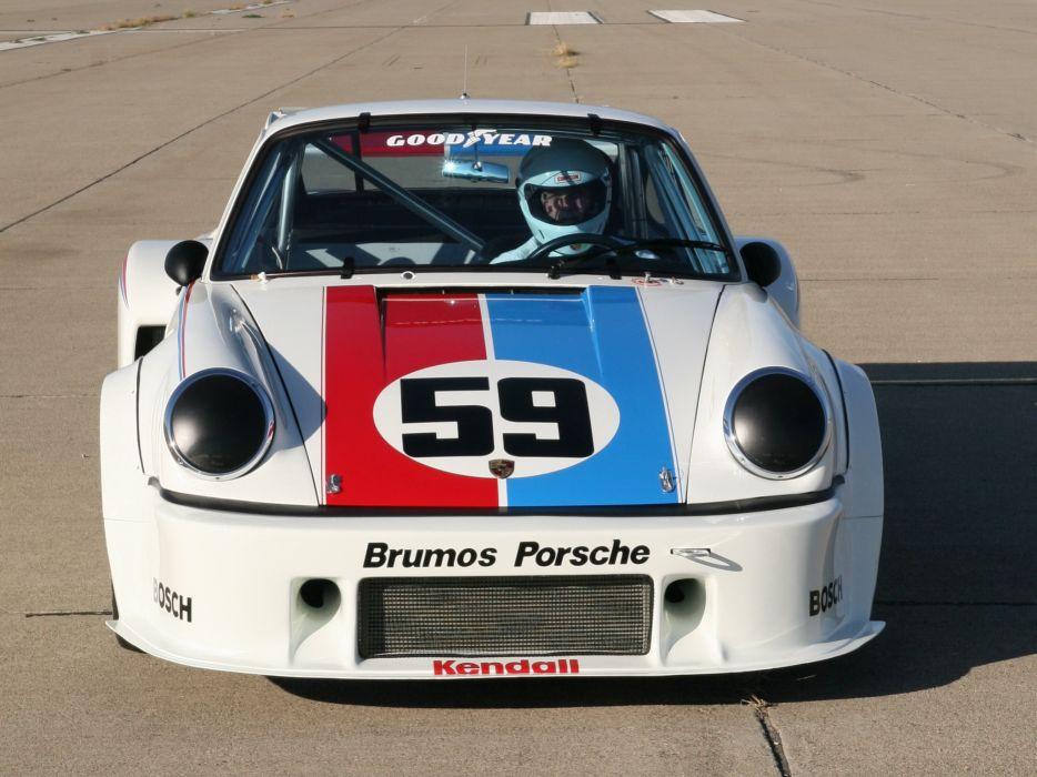 1977 Porsche 934 Turbo RSR race racing   dq wallpaper